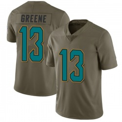 Rashad Greene Jacksonville Jaguars Youth Limited Salute to Service Nike Jersey - Green